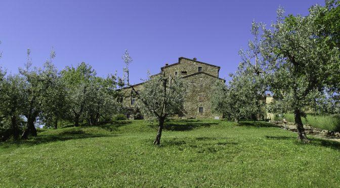 Un Giro da Renaiolo a Civitella (Toscana)
