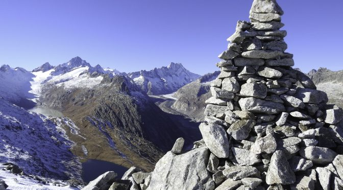 Sidelhorn 2764 m – ein winterlicher Aufstieg