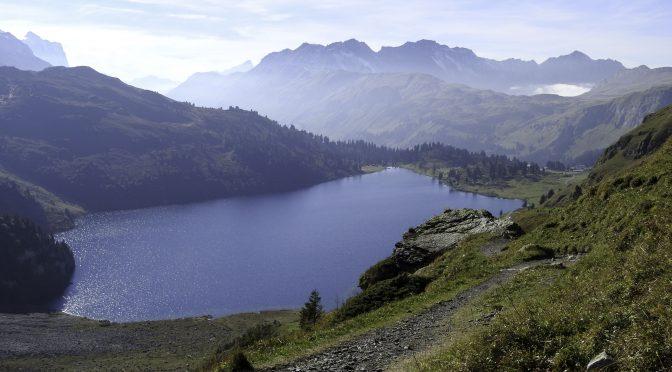 Klettersteig Jochpass : Trüebsee u jochpass engstlenalp tannalp balmeregghorn
