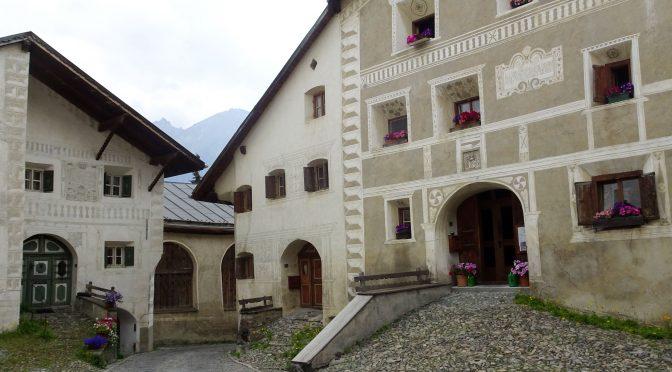 Via Engiadina 2|3: Guarda – Alp Suot (Val Tuoi) – Alp Sura – Ardez