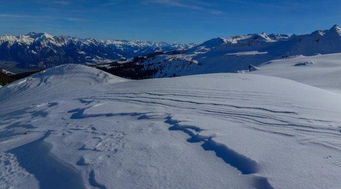 Pfufisegg (1950 m) – ein Schneeschuh-Geheimtipp!