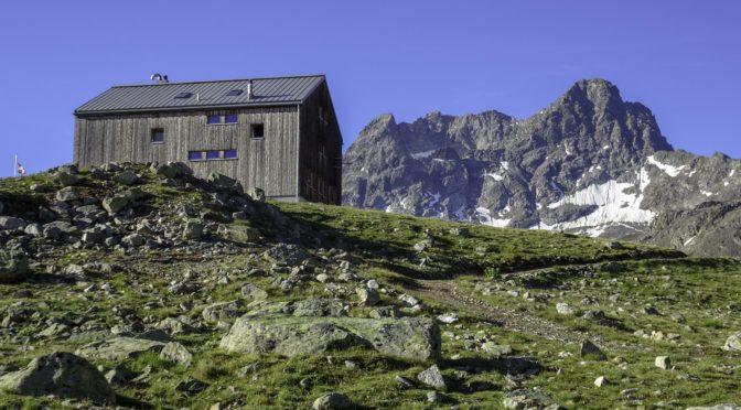 Keschhütte SAC 2627 m – aus besonderem Anlass