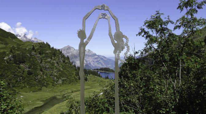 Mettmen-Alp: Chärpfbrugg-Rundtour