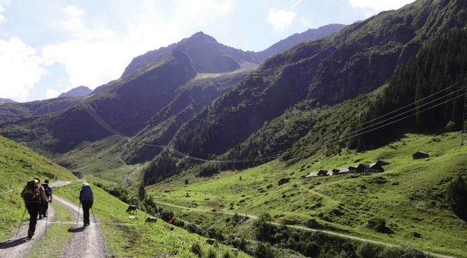Hüttentour Uri 1|3: Bristen – Etzlital – Etzlihütte SAC