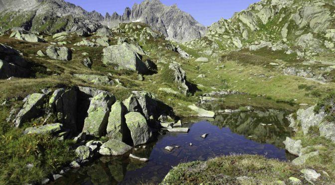 Hüttentour Uri 2|3: Etzlihütte SAC – Pörtlilücke – Treschhütte SAC