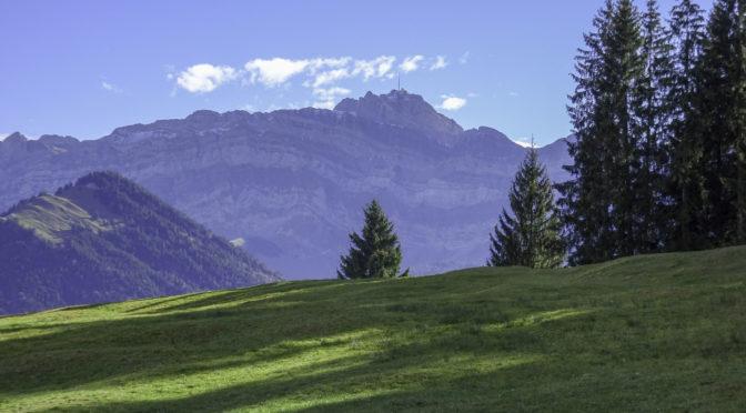Neckertaler Höhenweg 2|3: Schönengrund AR – Schwägalp