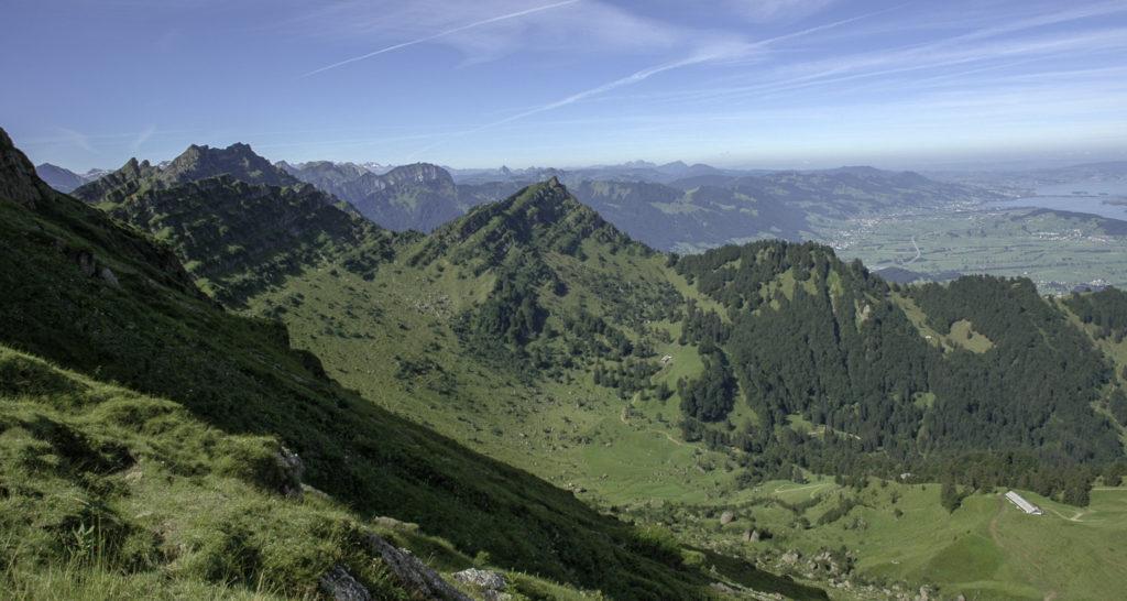 Klettersteig Speer : Speer m u über den klettersteig auf höchsten