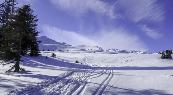 Hüenerchopf 2170 m – ein Wintertouren-Klassiker
