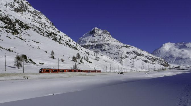 Oberengadin 3ǀ4: Val Bernina, von Bernina-Diavolezza nach Pontresina