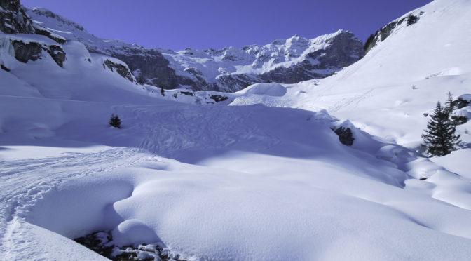 Griesalp 4ǀ4: Chistihubel 2216 m