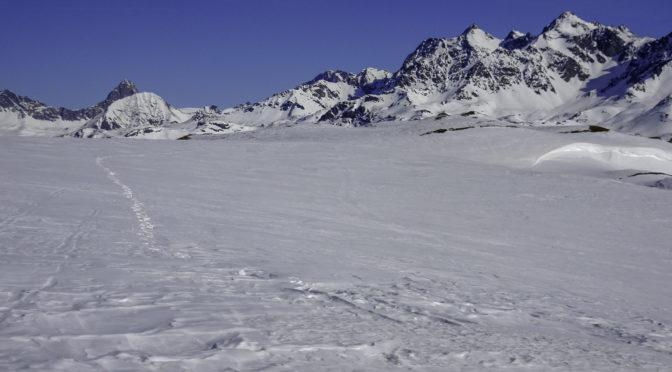Crap da Radons 2365 m – ab Bivio