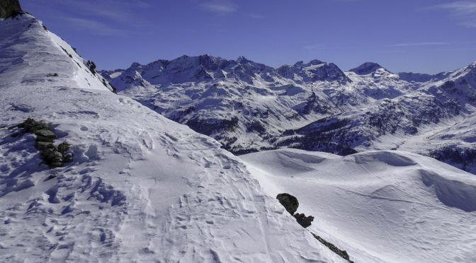 Fuorcla Grevasalvas 2688 m