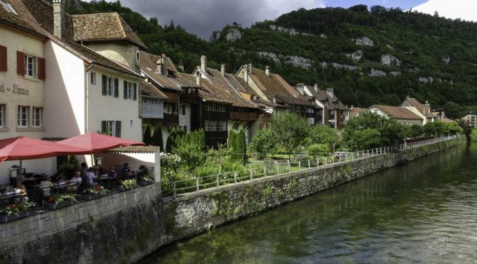 Jura 1|3: Doubs – von Soubey nach St-Ursanne