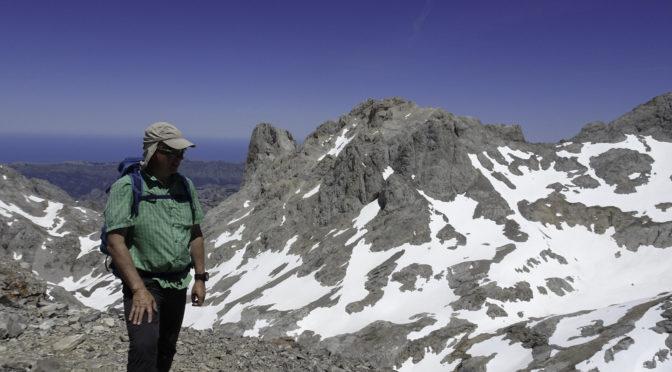 Torre de los Horcados Rojos (2503 m) – Picos de Europa