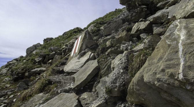 Stätzerhorn/Piz Raschil 2574 m