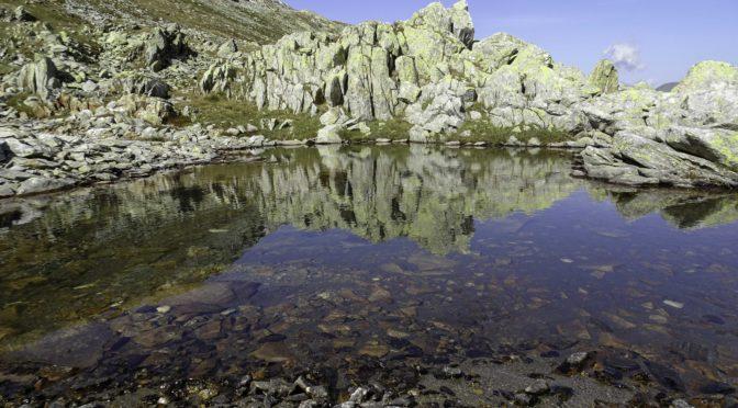 Lukmanierpass – Capanna Bovarina – Pass Cristallina – Sogn Gions