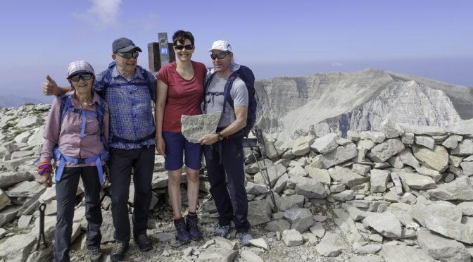 Monte Vettore 2476 m – grenzwertige Bergwanderung